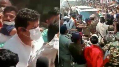 Sanjay Rathod: वनमंत्री संजय राठोड यांच्या समर्थनार्थ पोहरादेवी येथे जमलेल्या 10 हजार जणांवर गुन्हा दाखल