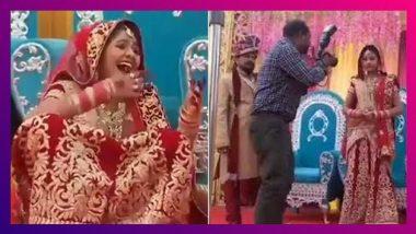 Viral Video: लग्नाच्या फोटोशूट दरम्यान पोट धरुन हसणाऱ्या नवरीचा व्हिडिओ पहिलात का? जाणून घ्या त्या व्हिडिओमागची खरी कहानी