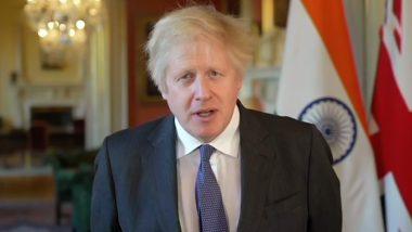 Boris Johnson Cancels Visit to India Due to Covid-19: बोरिस जॉनसन यांचा भारत दौरा रद्द; वाढत्या कोरोना प्रकरणांच्या पार्श्वभूमीवर घेतला महत्त्वपूर्ण निर्णय