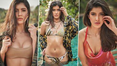 Shanaya Kapoor Superhot Bikini Photo: शनाया कपूर च्या हॉट बिकिनी फोटो पाहून सर्वांच्या खिळतील नजारा, बॉलिवूड पदार्पणाआधीच अभिनेत्रीची सोशल मिडियावर क्रेज