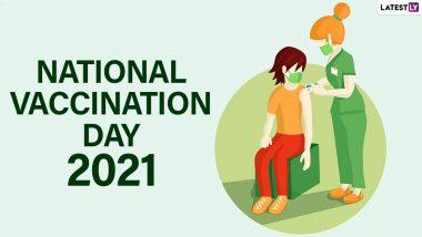 National Vaccination Day 2021: भारतात 'राष्ट्रीय लसीकरण दिन' का साजरा केला जातो? जाणून घ्या तारीख, महत्त्व आणि इतिहास