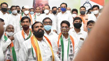 Madhukar Pichad Supporter Join NCP: भाजप नेते मधुकर पिचड यांच्या समर्थकाची राष्ट्रवादी काँग्रेसमध्ये घरवापसी; जयंत पाटील यांनी शालजोडीत लगावून केले स्वागत