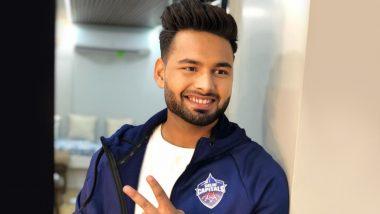 IPL 2021: दिल्ली कॅपिटल्स संघाच्या कर्णधारपदी Rishabh Pant ची निवड