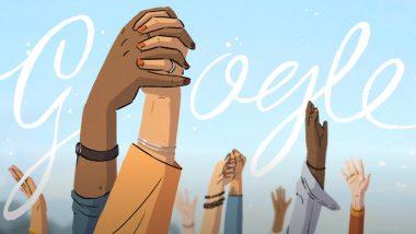 International Women's Day 2021 Doodle: जागतिक महिला दिनानिमित्त Google ने वेगवेगळ्या क्षेत्रात कार्यरत असलेल्या महिलांचा Doodle द्वारे केला सन्मान!