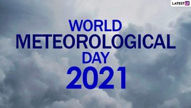 World Meteorological Day 2021: जागतिक हवामान दिन का साजरा केला जातो? जाणून घ्या इतिहास आणि यावर्षीची खास थीम