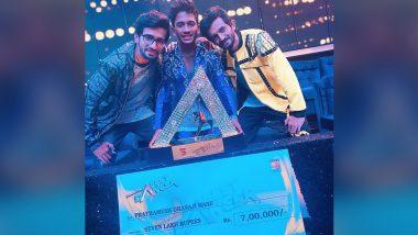 Maharashtra's Best Dancer Winner: Prathamesh Mane बनला 'महाराष्ट्रज बेस्ट डान्सर' शो चा विजेता; फोटो शेअर करत मानले प्रेक्षकांचे आभार