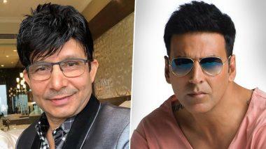 KRK ने सांगितले अक्षय कुमार चे भविष्य, म्हणाला, 'पैसे कमावण्यासाठी अभिनेत्याकडे 2-3 वर्ष शिल्लक'