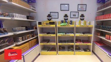 First Legal Sex Toy Store: गोव्यातील Calangute मध्ये सुरु झाले देशातील पहिले सरकारमान्य 'सेक्स टॉय'चे दुकान; जाणून घ्या कोणत्या प्रॉडक्ट्सना आहे मागणी (See Photos)