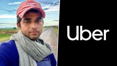 Uber ड्रायव्हरचा प्रामाणिकपणा! मध्यरात्री परत केली प्रवाशाची MacBook आणि Cash असलेली बॅग