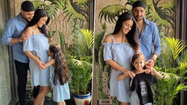 Harbhajan Singh आणि Geeta Basra पुन्हा होणार आई-बाब; गीताने खास फॅमिली फोटोच्या माध्यमातून शेअर केली गूडन्यूज ( See Pics)