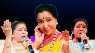Maharashtra Bhushan: जेष्ठ गायिका आशा भोसले यांना महाराष्ट्र भूषण पुरस्कार जाहीर
