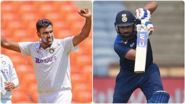 IND vs ENG 3rd ODI 2021: Ashwin याच्या ट्विटने Rohit Sharma वर ओढवलं दुर्दैव? अश्विनच्या कौतुकास्पद ट्विटनंतर हिटमॅन पॅव्हिलियनमध्ये, करावं लागलं ट्विट डिलीट