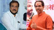 बोलबच्चन ठाकरे सरकार कोरोना थैमानाचा सामना ट्विटर आणि फेसबुकवरून करतंय; भाजप नेत्याचा हल्लाबोल