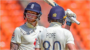 IND vs ENG 4th Test Day 1: टीम इंडियाचा भेदक मारा; बेन स्टोक्सची एकाकी झुंज, इंग्लंड पहिल्या डावात 205 धावांवर ऑलआऊट