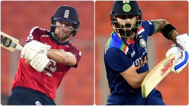 IND vs ENG 5th T20I 2021: विराट कोहली बनला टी-20 किंग, Dawid Malan याची वेगवान हजारी, निर्णायक सामन्यात लागला विक्रमांचा भडीमार