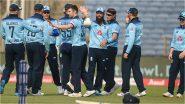 ENG vs SL Series 2021:श्रीलंकेविरुद्ध ODI मालिकेसाठी 16 सदस्यीय इंग्लंड संघाची घोषणा, या युवा खेळाडूला मिळाली पहिली संधी