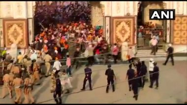 Nanded gurudwara attack: काल नांदेड गुरूद्वारा परिसरात पोलिसांवर झालेल्या हल्ल्यांत 17 जण ताब्यात