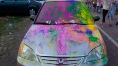 होळीच्या वेळी कार आणि बाइक्सचा रंगांपासून बचाव करण्यासाठी 'या' टीप्स येतील कामी