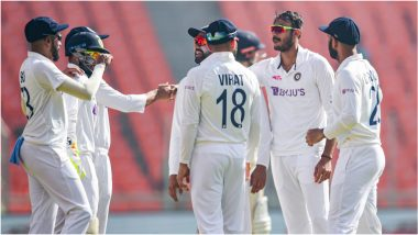 IND vs ENG 4th Test Day 1:अक्षर पटेलने बिघडवली इंग्लंडची सुरुवात; लंचपर्यंत इंग्लिश टीम 3 बाद 74 धावा, स्टोक्स-बेअरस्टो यांच्यावर मदार