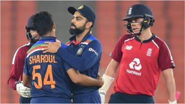 IND vs ENG ODI Series 2021: मालिका विजयच नाही तर इंग्लंडला पछाडत 'नंबर वन'च्या सिंहासनावर विराजमान होण्याची 'विराटसेने'ला संधी