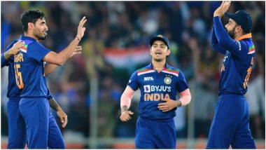 IND vs ENG 2nd T20I 2021: टीम इंडियाची शानदार गोलंदाजी, इंग्लंडने विजयासाठी दिले 165 धावांचे लक्ष्य