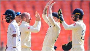 IND vs ENG 4th Test Day 2: टीम इंडियाची घसरगुंडी, दुसऱ्या दिवशी लंचपर्यंत भारत 4 बाद 80 धावा