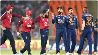 IND vs ENG 4th T20I 2021 Live Streaming: भारत आणि इंग्लंड संघातील चौथा टी-20 सामना लाईव्ह कुठे, कधी आणि कसे पाहणार? वाचा सविस्तर