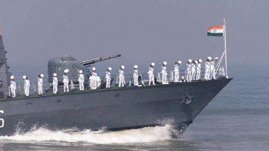 भारतीय नौसेनेची ताकद वाढणार, मेक इन इंडिया निर्मिती लँन्डिंग क्राफ्ट युटिलिटी एल-58 नेवी मध्ये दाखल
