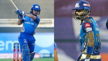 IND vs ENG 2nd T20I 2021: इशान किशन, सूर्यकुमार यादव यांच टी-20 डेब्यू; 100 IPL सामन्यानंतर डेब्यू करणारा SKY पहिला क्रिकेटर