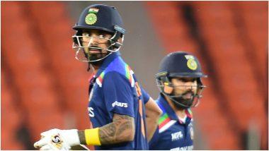 IND vs ENG 5th T20I 2021: Michael Vaughan ने KL Rahul याच्या जागी पाचव्या टी-20 मध्ये सलामीसाठी 'या' खेळाडूवर लावला दाव