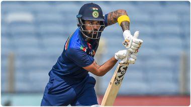 IND vs ENG 2nd ODI 2021: केएल राहुलने ठोकले 5 वे वनडे शतक, टीम इंडिया मजबूत स्थितीत