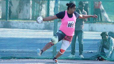 भारताच्याKamalpreet Kaur हिनेडिस्कस थ्रोमध्ये मिळवली Tokyo 2020 ऑलिम्पिकची पात्रता
