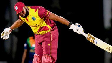 WI vs SL T20I: हॅटट्रिक घेणाऱ्या Akila Dananjaya याच्यासहा चेंडूतKieron Pollard नेखेचले 6 षटकार,युवराज सिंहच्या विक्रमाशी केली बरोबरी