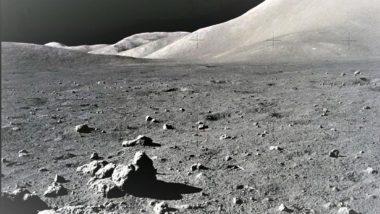 अहमदाबाद: सुरत मधील व्यापाऱ्याने 2 महिन्यांच्या मुलीसाठी चंद्रावर खरेदी केली जमीन