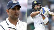 IND vs ENG 4th Test 2021: एमएस धोनीची बरोबरी करत Virat Kohli ने रचला इतिहास, भारतीय कर्णधारांच्या एलिट यादीत संयुक्तपणे पटकावले पहिले स्थान