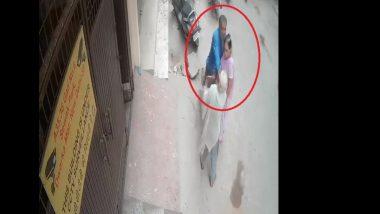 Man Slapped Mother:  मुलाची कानाखाली वर्मी लागली, आईचा जागीच मृत्यू (Video)