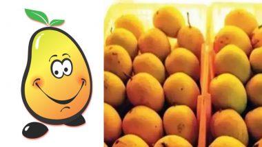 Mango Price in Mumbai City: मुंबई शहरात एक आंबा सुमारे 1800 रुपयांना विकला; जाऊन घ्या 5 डझनांच्या पेटीचा दर