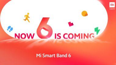 Mi Smart Band 6 लवकरच होणार लाँच, Xiaomi कंपनीने ट्विटद्वारे दिली माहिती