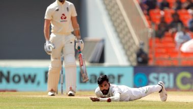 IND vs ENG 4th Test Day 3: टीम इंडियाला मोठा धक्का बसला, इंग्लंड फलंदाजाच्या जोरदार शॉटवर Mohammed Siraj दुखापतग्रस्त होऊन मैदानाबाहेर पडला