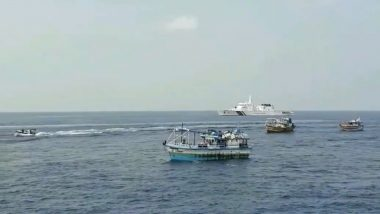 Mumbai Sea Coast Guard: तटरक्षक दलाने उधळला घातपाताचा डाव, अरबी समुद्रात 4900 कोटींचे ड्रग्ज, पाच AK 45 जप्त
