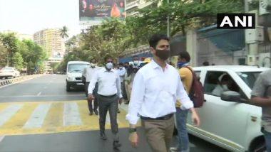 Ambani House Bomb Scare: मुंबई पोलिस क्राईम ब्रॉंचचे इतर 4 सदस्य चौकशीसाठी NIA कार्यालयात दाखल