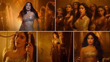 Nadiyon Paar Song Released: Roohi चित्रपटातील 'नदियों पार' गाणं प्रदर्शित; पहा Janhvi Kapoor ची घायाळ करणारी अदा