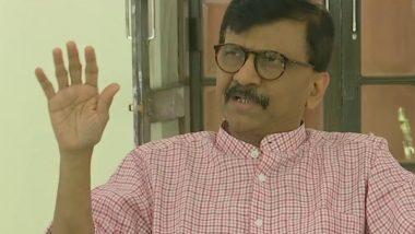 Param Bir Singh's letter: 'महाविकास आघाडी सरकार'च्या केसालाही धक्का नाही; परमबीर सिंहांच्या पत्राची चौकशी होईल: संजय राऊत