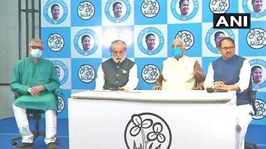 West Bengal Assembly elections: भाजपाचे माजी केंद्रीय मंत्री  Yashwant Sinha यांचा  Trinamool Congress मध्ये प्रवेश