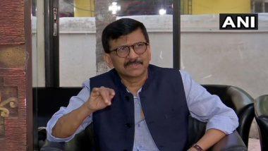 Sanjay Raut यांचा केंद्रावर पुन्हा हल्लाबोल; महाराष्ट्रात केंद्रीय तपास यंत्रणा पाठवून महाविकास आघाडी सरकार आणि Mumbai Police यांच्यावर दबाव वाढवण्याचा प्रयत्न