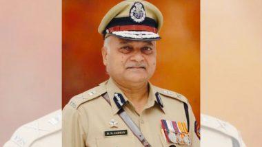 मुंबई पोलिसांकडून शहराचे माजी पोलिस आयुक्त धनंजय जाधव यांच्या निधनाची घोषणा; कुटूंबियांप्रती व्यक्त केल्या संवेदना