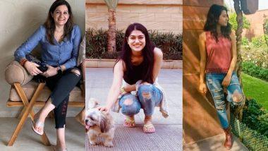 #RippedJeans Trend on Twitter: शिवसेना खासदार Priyanka Chaturvedi यांच्यासह अनेक सामान्य महिलांनी Ripped Jeans मधील फोटो शेअर करत नोंदवला Uttarakhand CM Tirath Singh Rawat यांच्या वक्तव्याचा निषेध