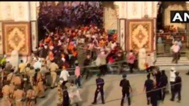 Nanded Gurudwara Attack: होल्ला मोहल्ला मिरवणूकी दरम्यान पोलिसांवर हल्ला करणारे 17 जण ताब्यात अज्ञातांविरूद्ध गुन्हा दाखल