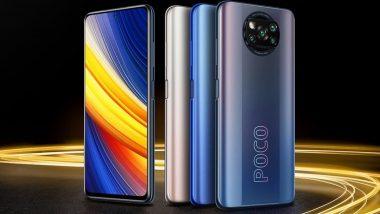 Poco X3 Pro भारतात लाँच; जाणून घ्या 20 हजारापेक्षा कमी किंमतीच्या स्मार्टफोनची खासियत