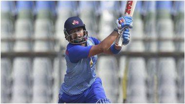 Vijay Hazare Trophy 2021: पृथ्वी शॉ याच्या तुफान फटकेबाजीने मुंबईची विजय हजारे ट्रॉफीच्या फायनलमध्ये धडक, आता उत्तर प्रदेश संघाशी करणार दोन हात